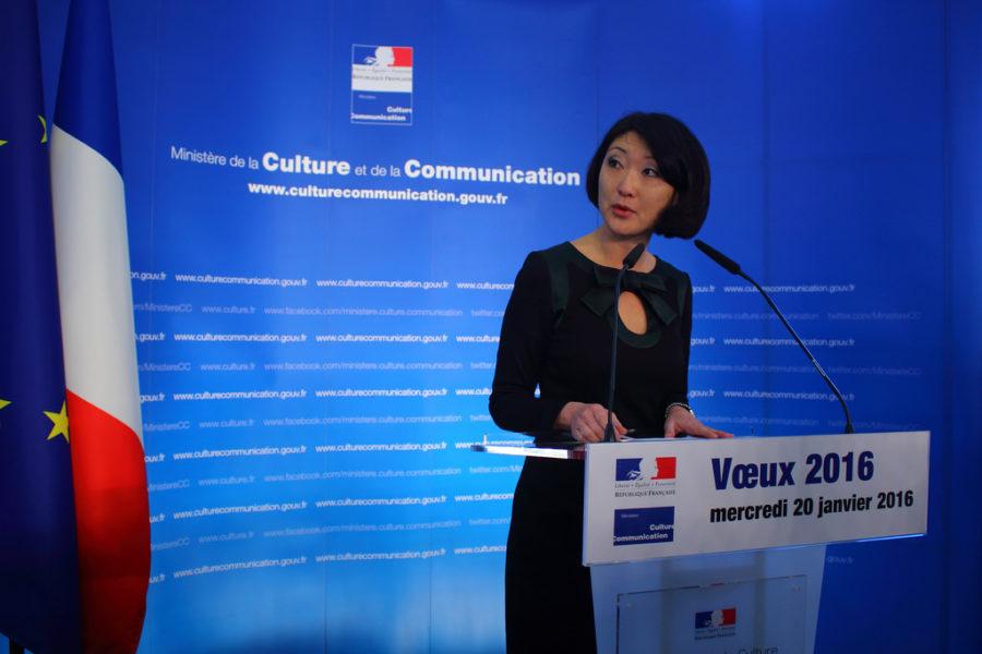 Fleur Pellerin, ex-ministre de la Culture, suspectée de prise illégale d'intérêts