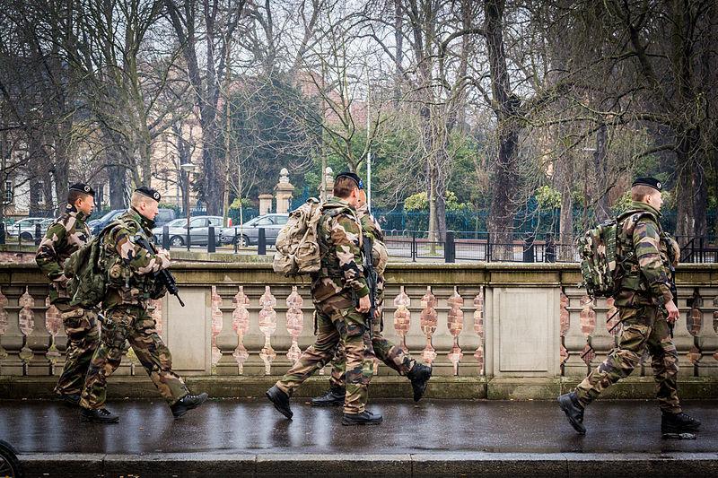 Le dispositif Sentinelle renforcé au lendemain de la fusillade de Strasbourg