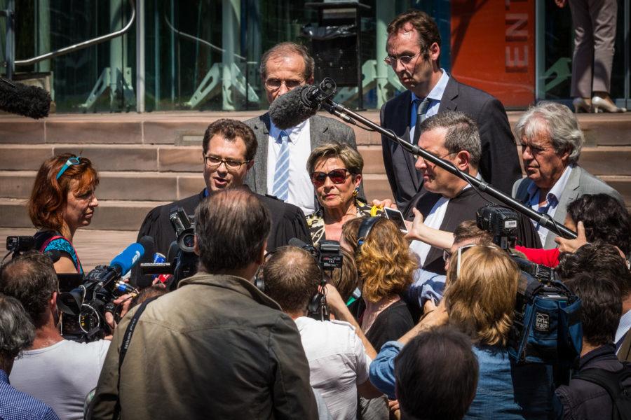 Affaire Vincent Lambert: le dépaysement de la procédure rejeté